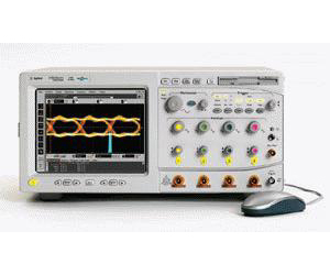Keysight (Agilent) 54845A Infiniium Oscilloscope: 4 Channels, 1.5 GHz, 8 GSa/s
