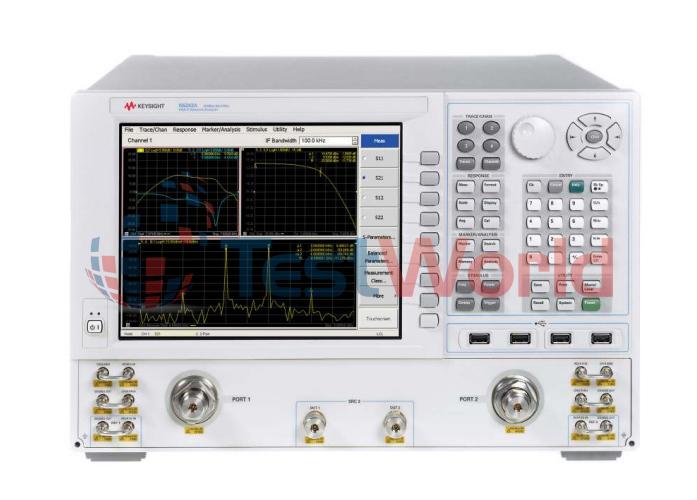 Keysight (Agilent) E8362B 10 MHz to 20 GHz RF Network Analyzer