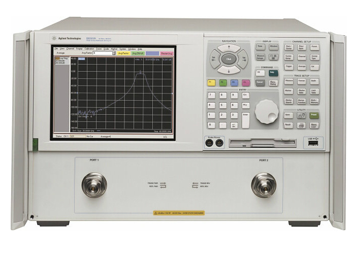 Keysight (Agilent) E8363A 45 MHz to 40 GHz Vector Network Analyzer