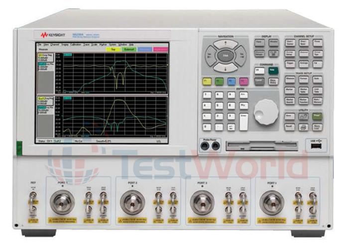 Keysight (Agilent) E8363B 10 MHz to 40 GHz RF Vector Network Analyzer