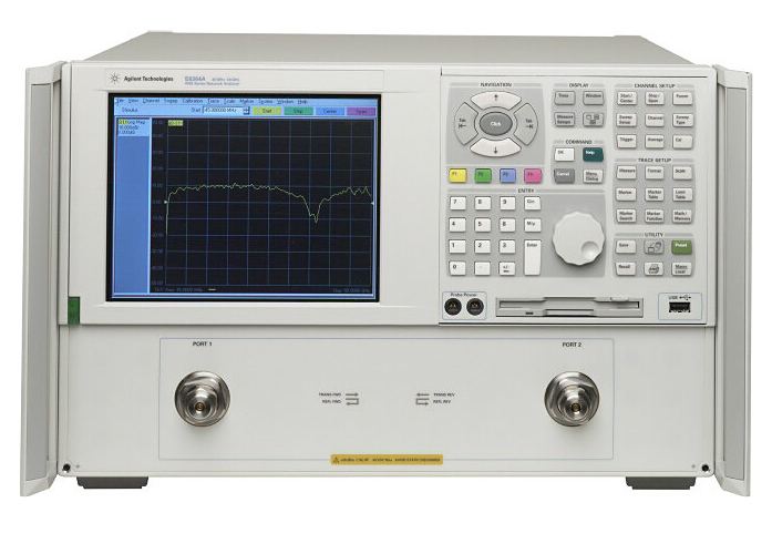 Keysight (Agilent) E8364A 45 MHz to 50 GHz Microwave Network Analyzer