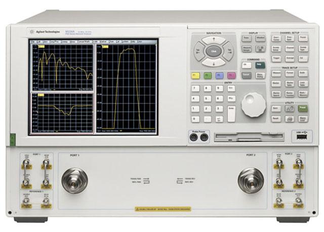 Keysight (Agilent) E8364B 10 MHz to 50 GHz Microwave Vector Network Analyzer