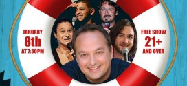 Hop Dogma Comedy Flyer