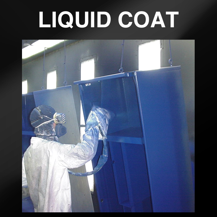 Liquid Coat Production Paint Finishers