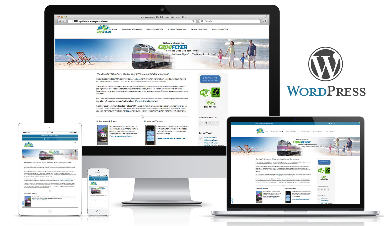 Wordpress Website Company in Massachusetts