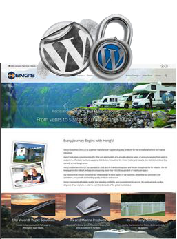 WordPress Security & Maintenance Plan