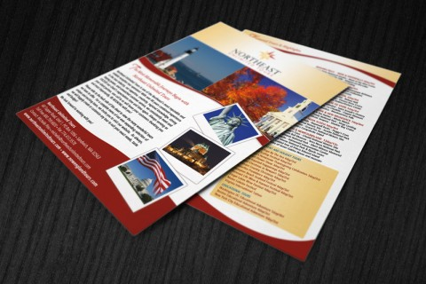 Flyer Design - Graphic Artist -Cape Cod MA