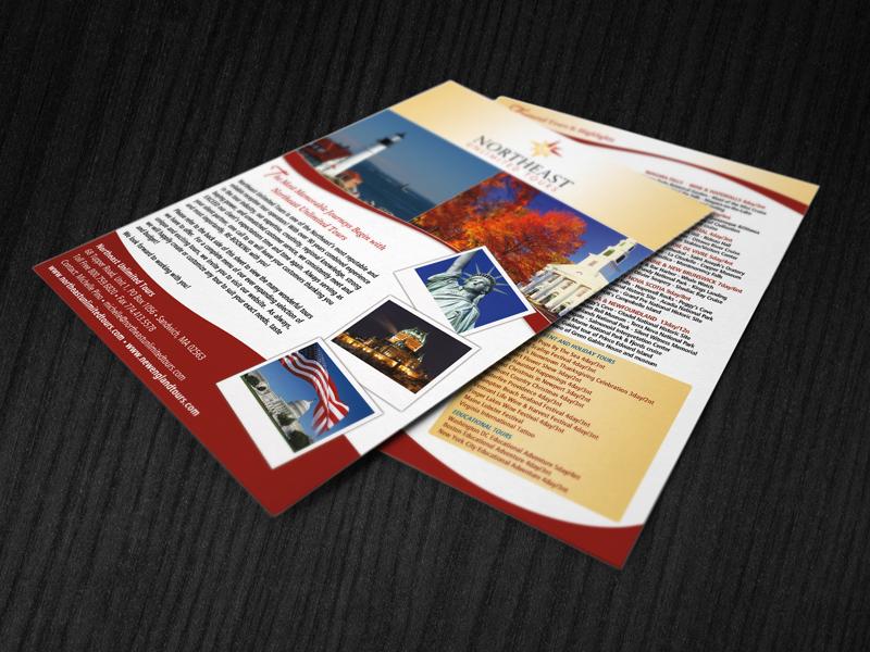 Flyer Design - Graphic Artist -Cape Cod MA