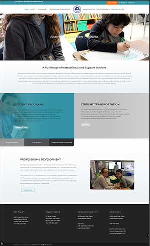 capecodcollaborative-website-design