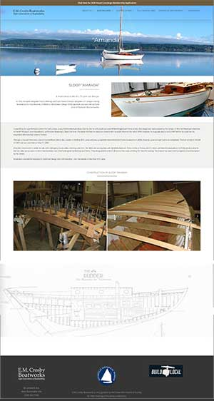 Boatbuilder website