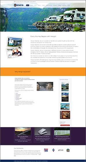rv after-market parts website
