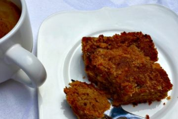 Kefir coffee cake
