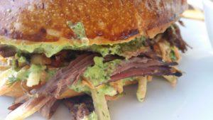 Beef Sandwich at Sister Sadie