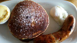 Pancakes at Herbstreet