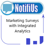 Marketing Surveys with Integrated Analytics