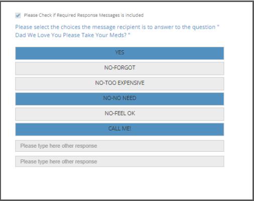 Sample Text Survey