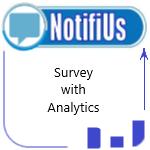 Survey with Analytics