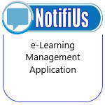 e-Learning Management Application