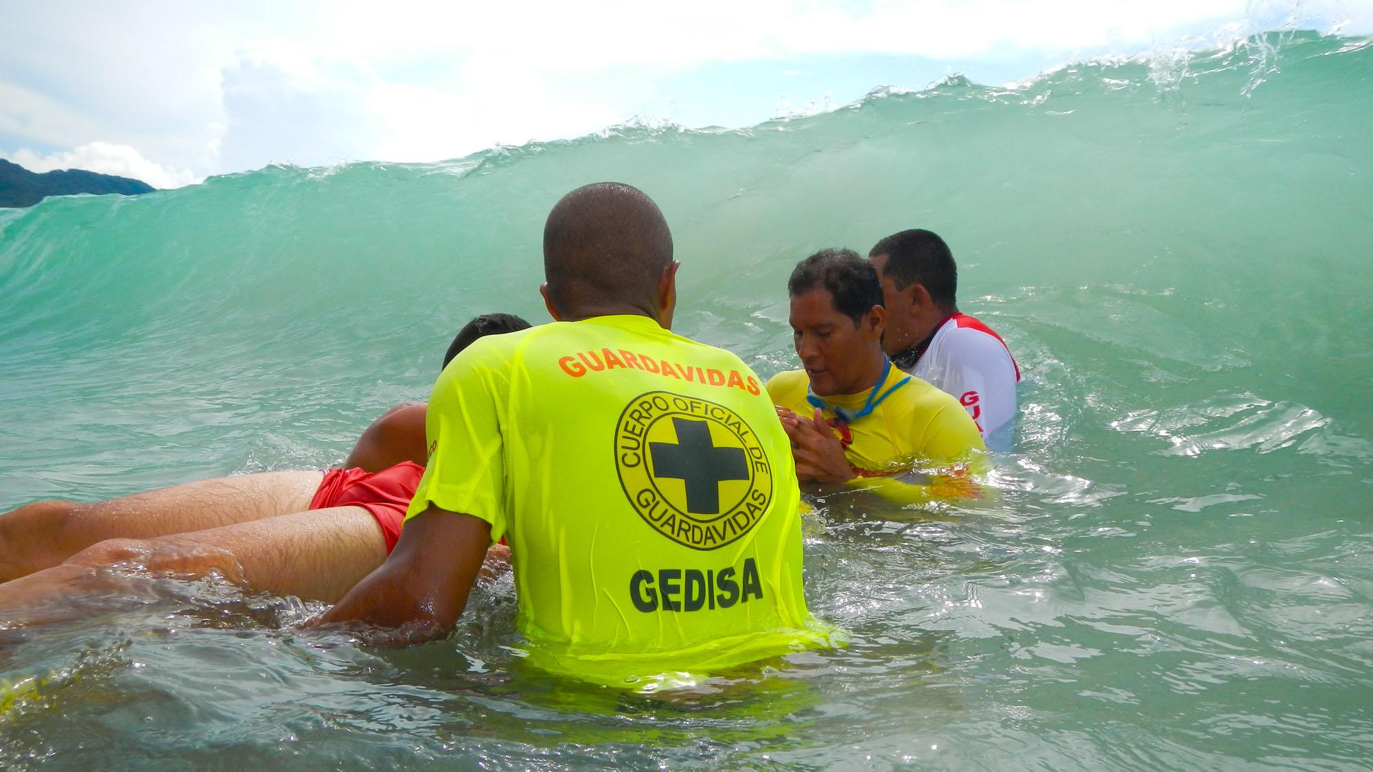 Lifeguards GIAAS - Puerto Vallarta