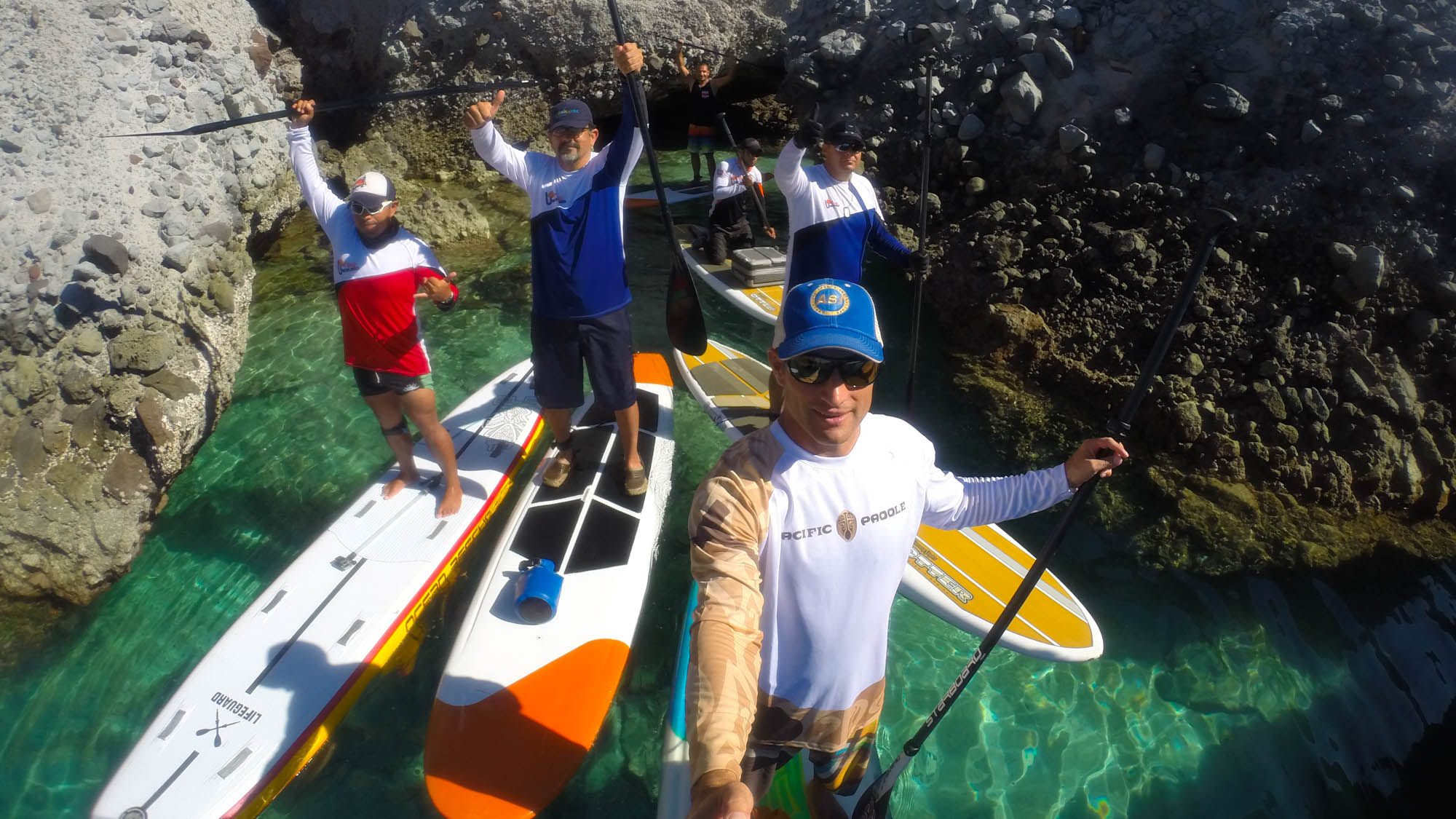 SUP Instructor Training - La Paz