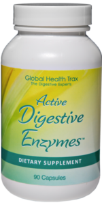 picture of bottle for active digestiv