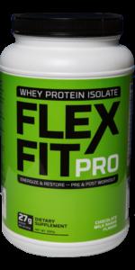 Flex fit pro container