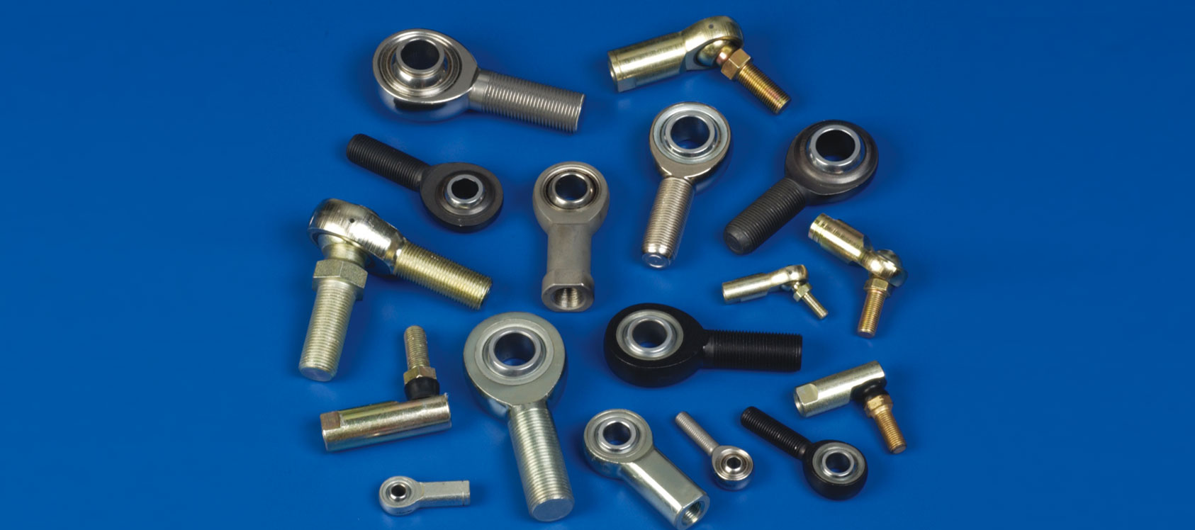 Cablecraft linkages rod ends