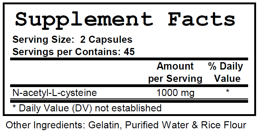 NAC_ingredients