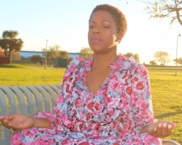 Kimbrelle Meditates