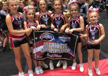 Firestorm Receives D1 Summit Bid!