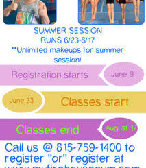 Register NOW for our Summer Session