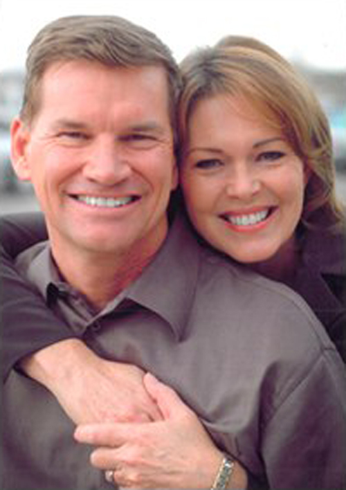 Ted Haggard and His Wife Gayle Haggard