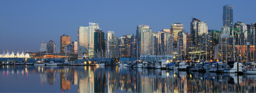 Coal Harbour, Vancouver, BC, Canada