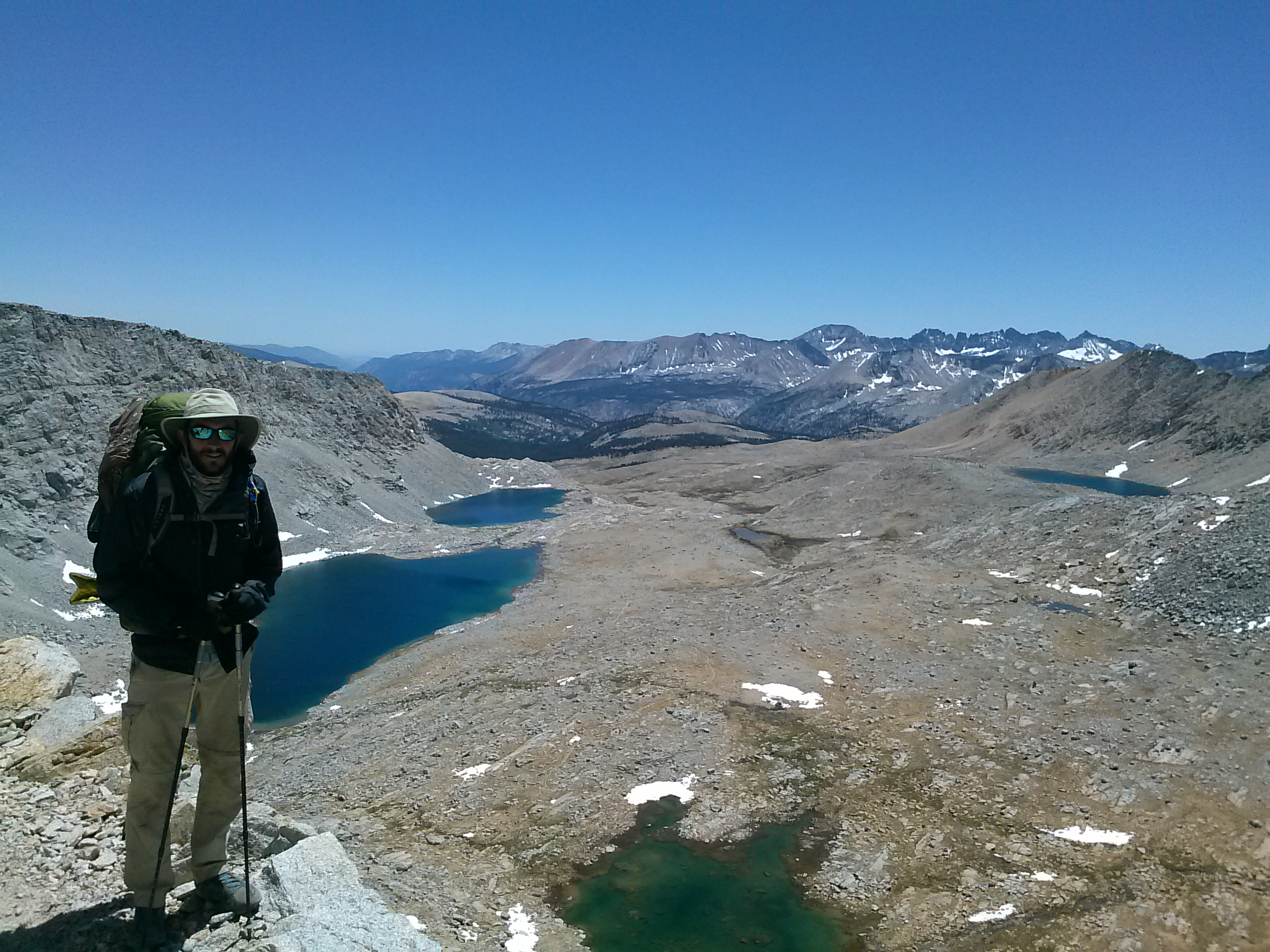 Forester Pass - Pacific Crest Trail