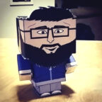 Cube Craft - Self Portrait