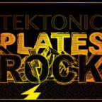 Tektonic Plates Rock - Shirt Design