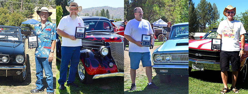2014 Car Show Winners
