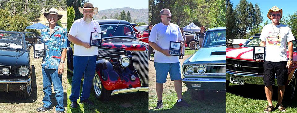 2014 Car Show Winners