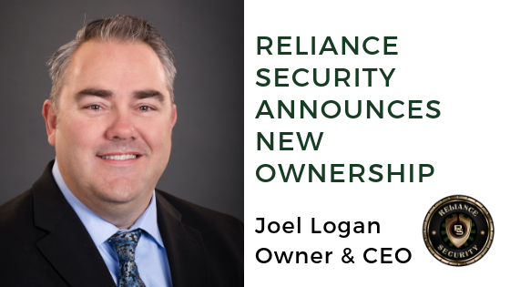 Reliance Security Announces New Ownership