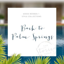 Back To Palm Springs