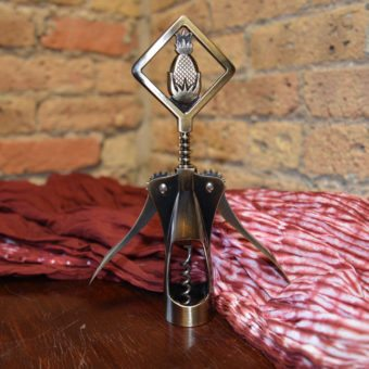 Foster Metal Pineapple Wine Opener