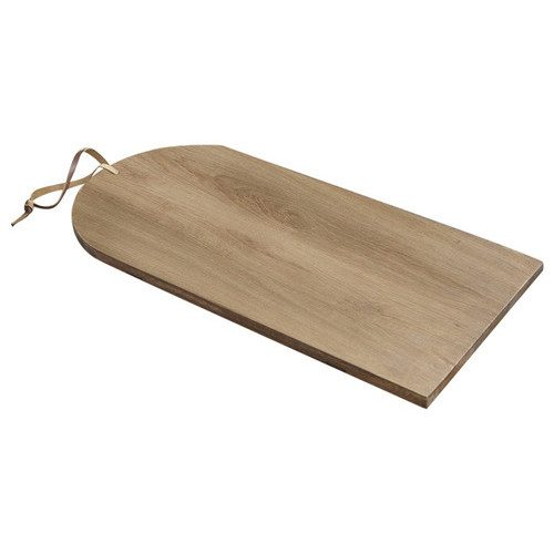 Mikki Wood Board with Beeswax Finish