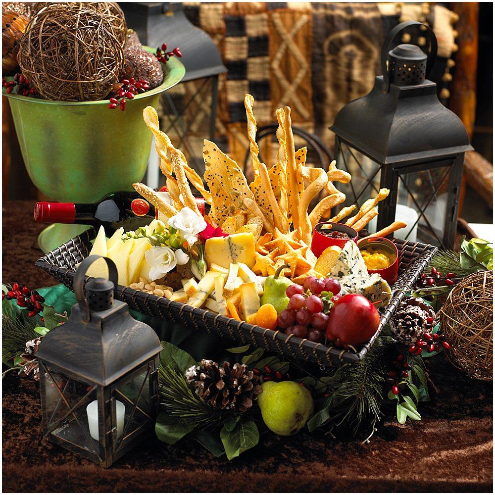 Gracious Buffets A Sample Thanksgiving Catering Menu