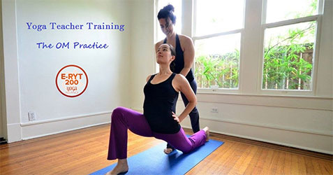Yoga Teacher Training Announcement