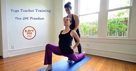 Yoga Teacher Training Announcement