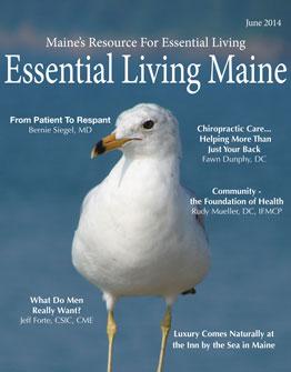 EssentialLivingMaine_June_Digital_2014_Cover_Yudu