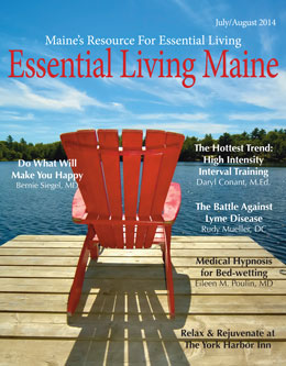 EssentialLivingMaine_JulyAug_Digital_2014_Cover_Yudu
