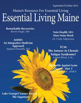 EssentialLivingMaine_September_Digital_2014_Cover_Yudu
