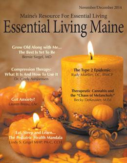 EssentialLivingMaine_November_Digital_2014_Cover_Yudu