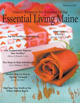 EssentialLivingMaine_February_Digital_2015_Cover_Yudu
